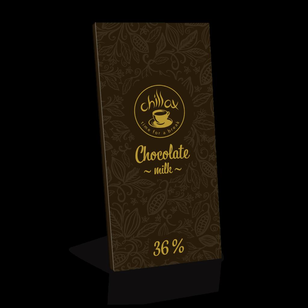 čokoláda chillax